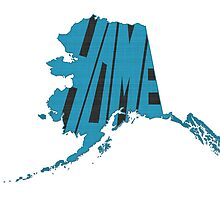 Alaska HOME state design by surgedesigns
