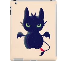 Night Fury iPad Case/Skin