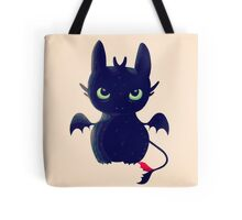 Night Fury Tote Bag