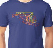 maryland pride blur Unisex T-Shirt