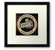 Assault on Precinct 13 Vintage Framed Print