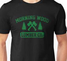 Morning Wood Lumber Co. Unisex T-Shirt