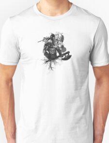 Garruk Wildspeaker in Black T-Shirt