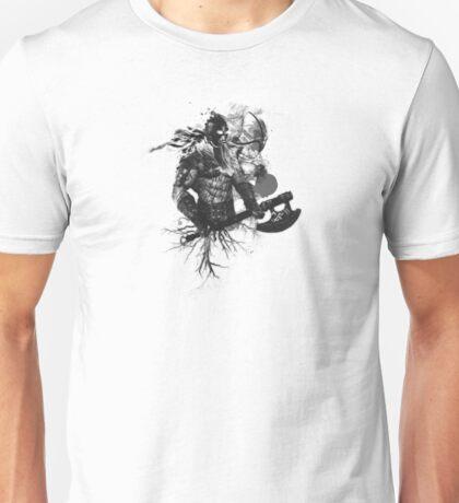 Garruk Wildspeaker in Black Unisex T-Shirt