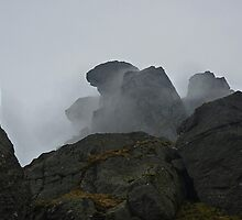 Gloomy Day at the Cobbler by Kat Simmons