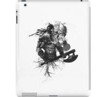 Garruk Wildspeaker in Black iPad Case/Skin