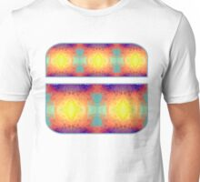 Ornate Polygon Mosaic 19 Unisex T-Shirt
