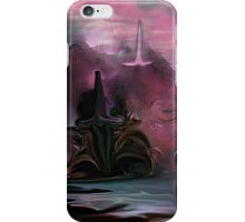 Mary On The Mountain iPhone Case/Skin