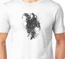 Liliana Vess in Black Unisex T-Shirt