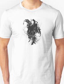 Liliana Vess in Black T-Shirt