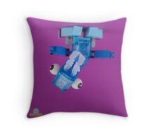 Lego mixels - Lunk Throw Pillow