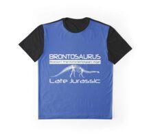BRONTOSAURUS Graphic T-Shirt