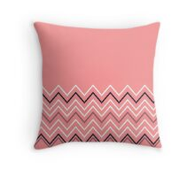 Beautiful Aztec Inspired Luxury Vintage Old Peach Collection 2016 Throw Pillow
