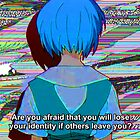 Rei Ayanami Quote 1 by agenderobot