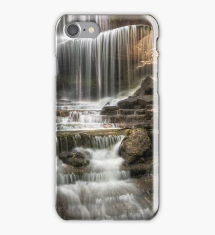 Afternoon Cascade iPhone Case/Skin