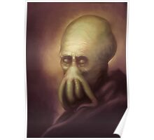 Rembrandt Cthulhu Poster