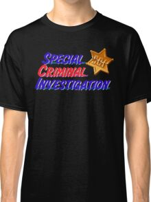 Special Criminal Investigation Classic T-Shirt