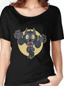 Lil' Monster Women's Relaxed Fit T-Shirt
