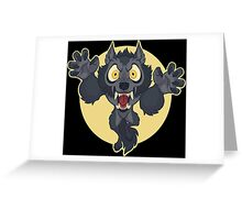 Lil' Monster Greeting Card