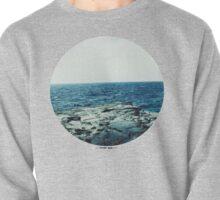 Ocean Blue Pullover