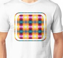 Ornate Polygon Mosaic 18 Unisex T-Shirt