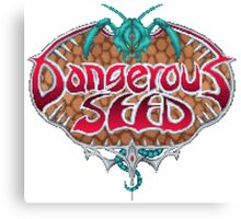 Dangerous Seed Canvas Print