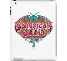 Dangerous Seed - SEGA Genesis Title Screen iPad Case/Skin