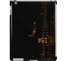 Budapest at night iPad Case/Skin