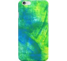 Ocean Pasture - Abstract Print iPhone Case/Skin