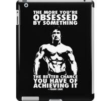 Zane - Obsession iPad Case/Skin