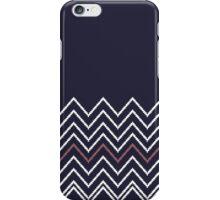 Beautiful Aztec / Islandic Inspired Luxury dark blue Folk Collection 2016 iPhone Case/Skin