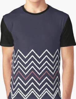 Beautiful Aztec / Islandic Inspired Luxury dark blue Folk Collection 2016 Graphic T-Shirt