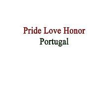 Pride Love Honor Portugal by supernova23