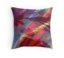 Abstract Print - Canopy Throw Pillow