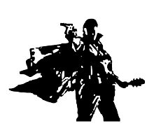 Battlefield 1 guy Photographic Print