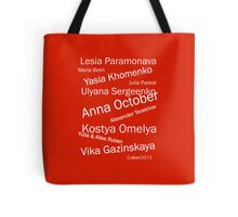 BEST OF EASTERN EUROPEAN FASHION DESIGNERS Tote Bag