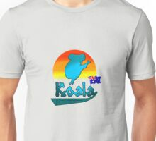 Koala Sunset Unisex T-Shirt