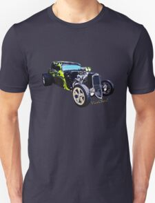 1934 Ford Three Window Coupe Hot Rod T-Shirt T-Shirt