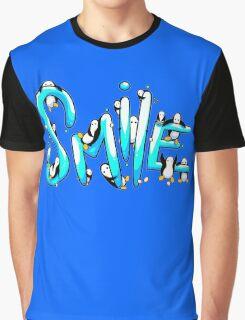Smile Penguin Graphic T-Shirt