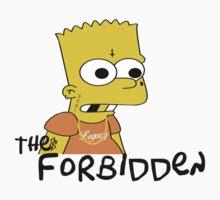 Bart Simpson by ForbiddenLegacy