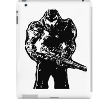 Doom guy iPad Case/Skin