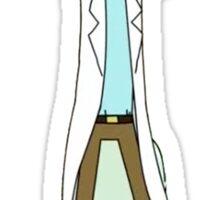 Rick - Rick and Morty Sticker