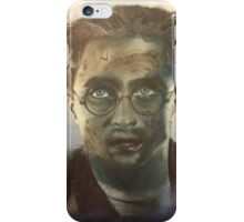 Harry Potter Oil Painting iPhone Case/Skin
