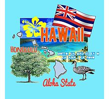 All About Hawaii Photographic Print