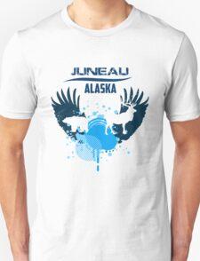 Juneau Alaska City Unisex T-Shirt