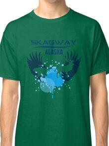 Skagway Downtown Alaska Classic T-Shirt