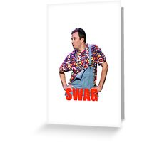 Jimmy SWAG Greeting Card