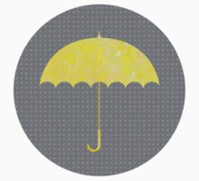 Yellow Umbrella - HIMYM Kids Tee
