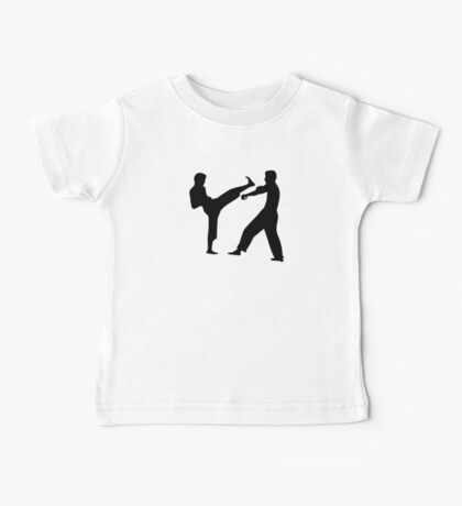 Karate fighters Baby Tee