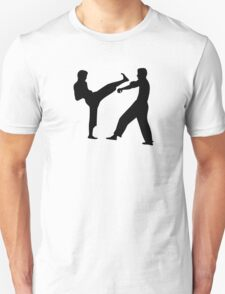 Karate fighters T-Shirt